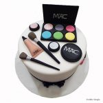 Mac Makeup Kit Cake Pune