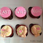 Bachelorette Cupcakes pune
