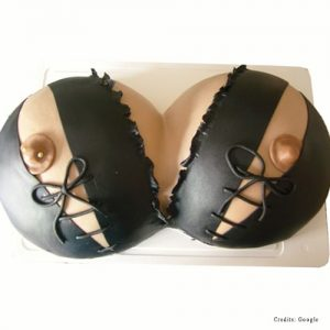 Boobs and Corset Cake Pune