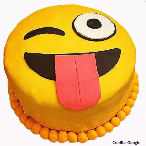 Crazy Face Cake Pune