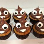 Cute Poop Cupcakes Pune
