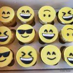 Emoji Cupcakes pune