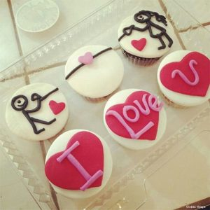 I Love You Cupcake pune