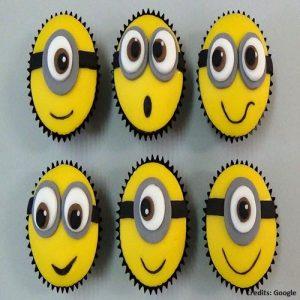 Minion Cupcakes Pune