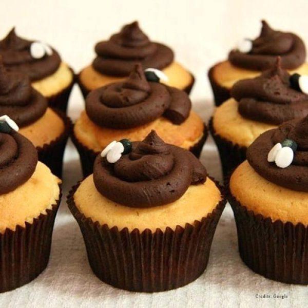 Poop Cupcakes pune