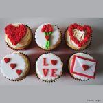 Romantic Love Cupcakes pune