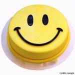 Smiling Face Emoji Cake Pune