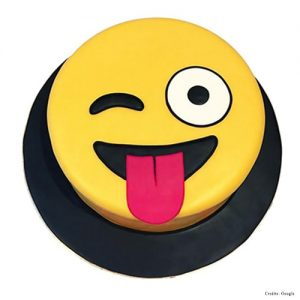 Delicious Emoji Cakes | Online delivery in Pune | Adult cakes